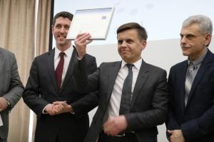 Житомир отримав Європейську енергетичну відзнаку