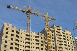 Ukraine's construction industry grows by 28% in January-April 2019
