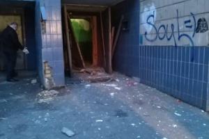 В Киеве произошел взрыв в подъезде жилого дома, есть пострадавшие
