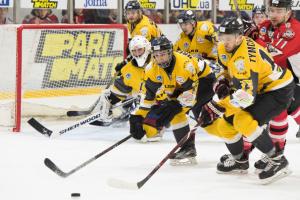 «Донбас» втретє переміг «Білий Барс» в півфінальній серії плей-офф УХЛ