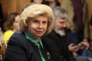 Російська омбудсмен прокоментувала можливість обміну Вишинського на моряків