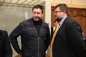 Стало відомо, хто розглядатиме скаргу на арешт Вишинського