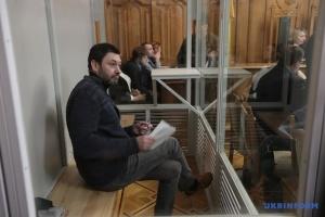 Прокурор просит суд продлить арест Вышинскому