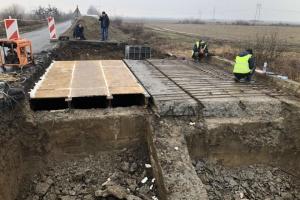 На Закарпатті почали ремонт мостів на міжнародних трасах