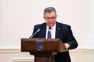 Ukraine's social policy minister to take part in political forum in New York