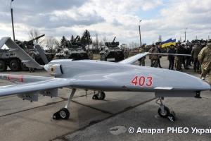 Бойовий дрон Bayraktar здатен знищувати цілі з висоти 7 кілометрів  - Турчинов