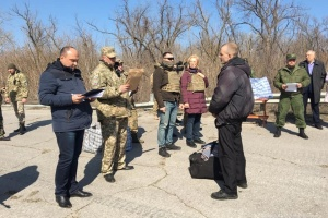 С оккупированного Донбасса передали 60 осужденных