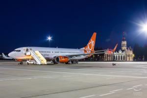 """Аэропорт """"Харьков"""" и SkyUp открыли четыре новых международных рейса"""
