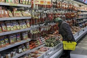 In Ukraine beträgt Anteil der Lebensmittelindustrie 20 Prozent der gesamtem Produktion