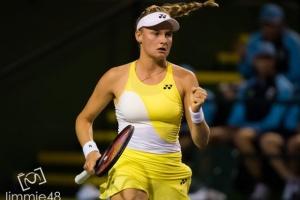 Ястремская обыграла россиянку Александрову и вышла во второй круг турнира WTA в Майами