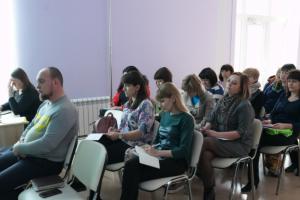 На Донеччині представникам ОТГ розповіли, як краще розвивати громади області