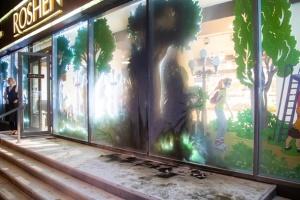 В Киеве хотели поджечь еще один магазин Roshen