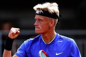 Судома схопила тенісиста прямо під час розіграшу на турнірі в Маямі