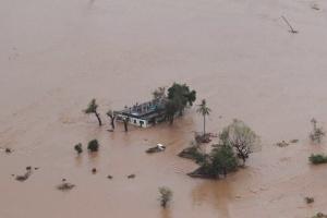 """Из-за циклона """"Идай"""" в Африке погибли более 300 человек"""