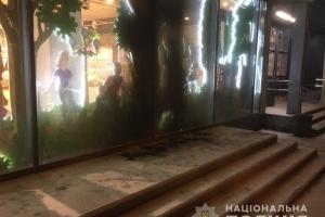 Поліція відкрила справу через підпал ще одного магазину Roshen у Києві