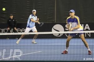 Молчанов зазнав поразки у парному виступі на старті турніру ATP в Ліллі