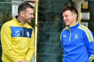 Украинская футбольная молодежка под руководством Ротаня начала с ничьей