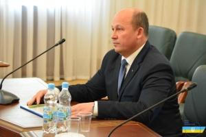 ВСП назначила Бондаря председателем Службы судебной охраны