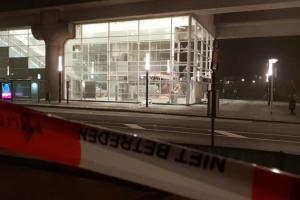 В Амстердаме закрыли станцию метро из-за взрыва