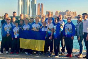 Спортсмени збірної Спеціальної Олімпіади України у своєму заліку мають 13 нагород
