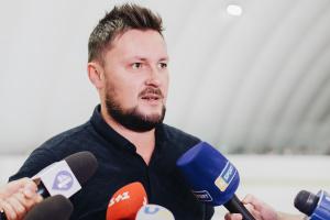 Сергій Варламов, гендиректор «Української хокейної ліги – Парі-Матч»
