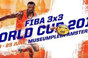 Стартував продаж квитків на чемпіонат світу з баскетболу 3х3