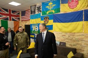 Порошенко о словах Путина: это знак качества для Верховного Главнокомандующего