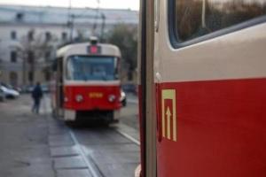В Киеве жестоко избили водителя трамвая из-за замечания об отсутствии масок
