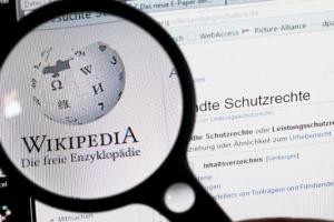Німецькомовна Вікіпедія не працює через реформи авторського права у ЄС