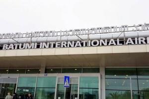 ジョージアの空港、英語でのウクライナの首都名をKievから正式なKyivへ変更