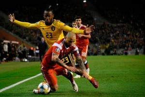 Евро-2020: Бельгия обыграла Россию, Австрия уступила Польше в первый день квалификации