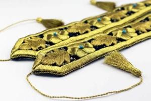 В Харьковском музее обнаружили коллекцию с элементами крымскотатарского орнамента