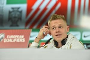 Зінченко в грі з Португалією вважає Сілву небезпечнішим за Роналду