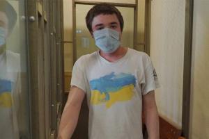 Le tribunal russe condamne Pavlo Gryb à six ans de prison