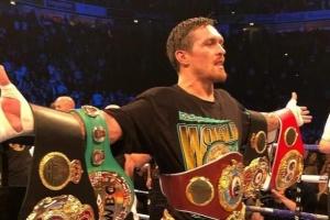 Боксери Усик і Такам домовилися про бій у суперважкій вазі