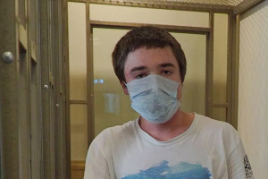 Pavlo Hryb goes on hunger strike