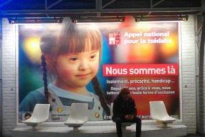 Маленька українка з синдромом Дауна – відома у світі фотомодель