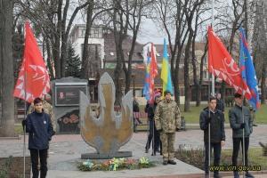 У Вінниці відзначили 75-річчя визволення від нацистських загарбників