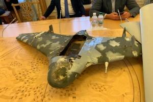 Україна чекає від ОБСЄ жорсткої реакції на збиті в зоні ООС російські дрони