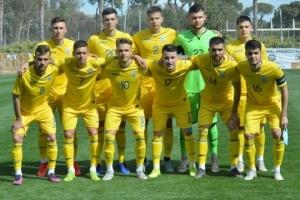 Молодіжна збірна України з футболу обіграла македонців на турнірі в Туреччині