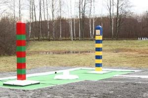 Тимчасовими знаками позначили вже 72% українсько-білоруського кордону