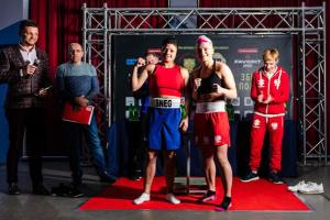 Бокс: відбулася офіційна церемонія зважування жіночих збірних України і Польщі
