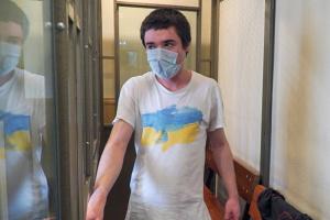 У РФ стверджують, що Павло Гриб на здоров'я не скаржиться і голодування не оголошував