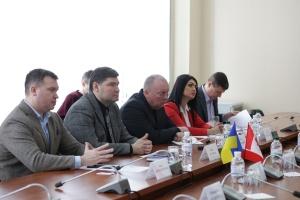 На Луганщині координуватимуть будівництво «зеленої» енергетики