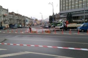 У столиці встановили понад 6000 антипаркувальних стовпчиків - КМДА