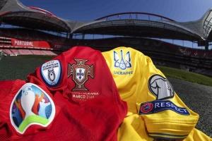 Сборную Украины в Лиссабоне поддержат 2000 футбольных болельщиков