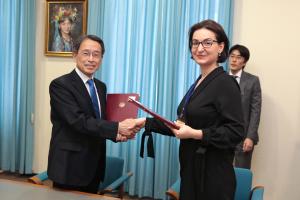 日本政府、今年ウクライナで12のプロジェクトに資金供与