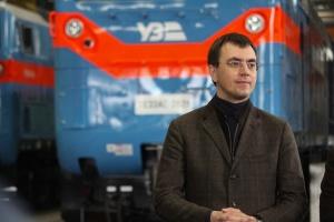 Омелян на Крюківському заводі: Капсулу Hyperloop робитимемо тут