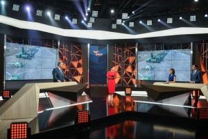 """Порошенко дає інтерв'ю телеканалу """"Україна"""""""