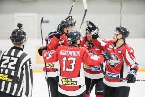 «Донбасс» в четвертый раз победил «Белый Барс» и выиграл полуфинальную серию плей-офф УХЛ